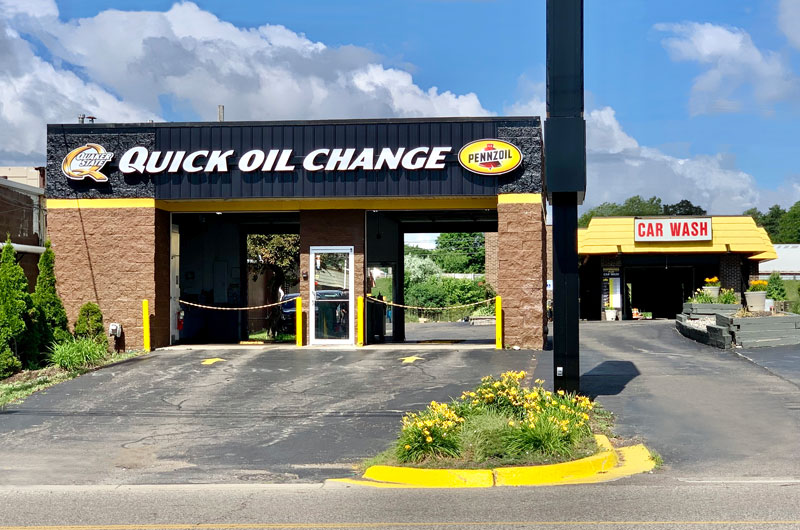 oil change store in East Lansing