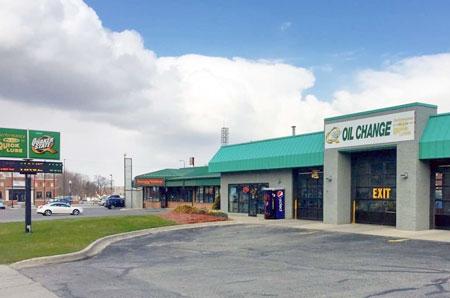 oil change store in Big Rapids