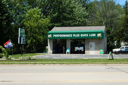 oil change store in South Haven