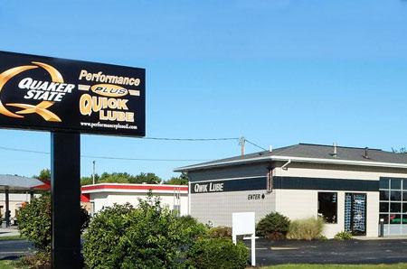 oil change store in Stevensville