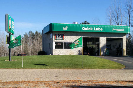 oil change store in West Branch