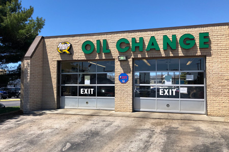 oil change store in Grand Haven